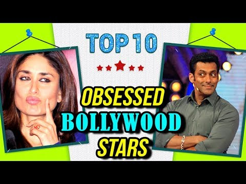 Top 10 CRAZY OBSESSIONS of Bollywood Stars | Salma