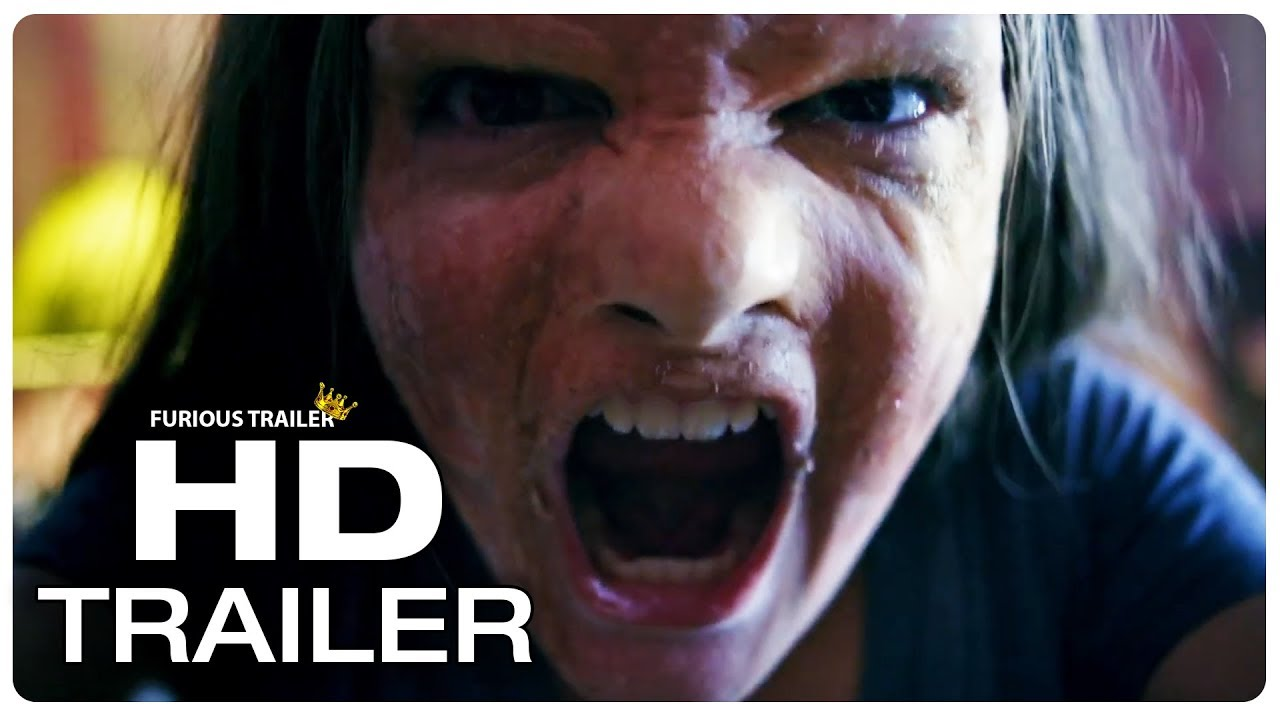THE CLEANING LADY Official Trailer (NEW 2018) Horror Movie HD