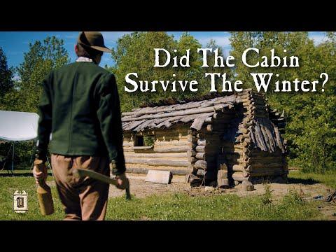 Repairing Our Homestead Log Cabin - Chimney Maintenance