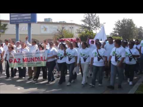 Caminata por la Paz 2013