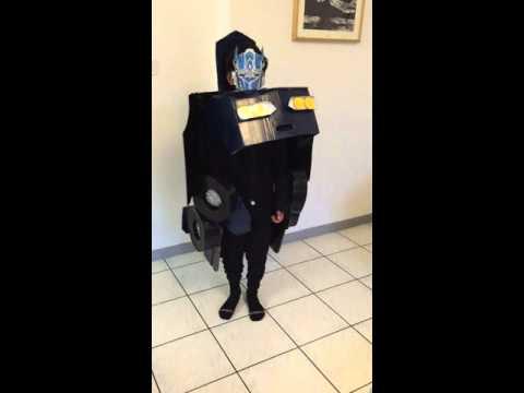 Déguisement Transformers