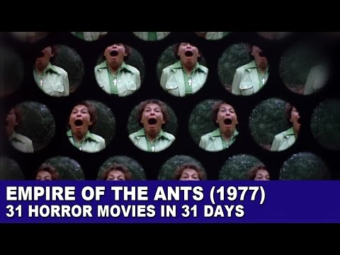 Empire of the Ants (1977) - 31 Horror Movies in 31 Days