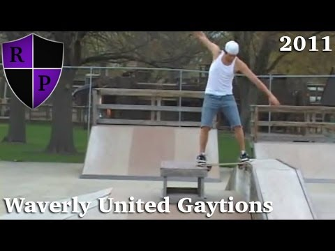 Waverly United Gaytions (Skateboarding Edit)