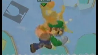 Top 10 Luigi Shoryukens – GRsmash
