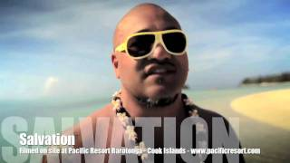 Ngatangiia Cook Islands  city images : Cook Islands MUSIC VIDEO: Salvation - King Kapisi (on location at Pacific Resort)