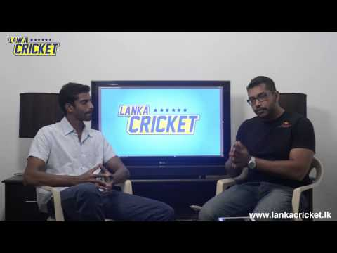 Funny conversation between Kumar Sangakkara and Ian Gould