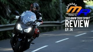 1. 2013 BMW C600 Sport Review -- Ep.14
