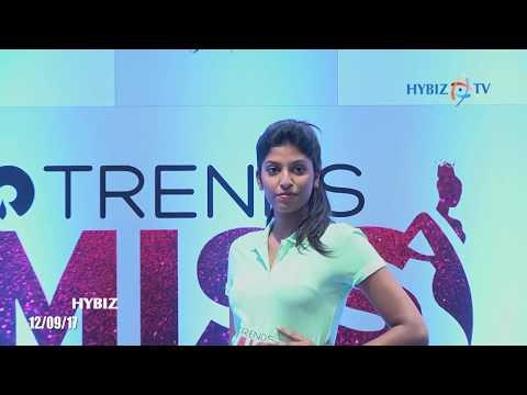 , Usha Kiran Contestant of Miss Hyderabad 2017