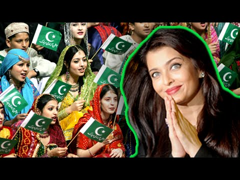 Aishwarya Rai in Pakistan