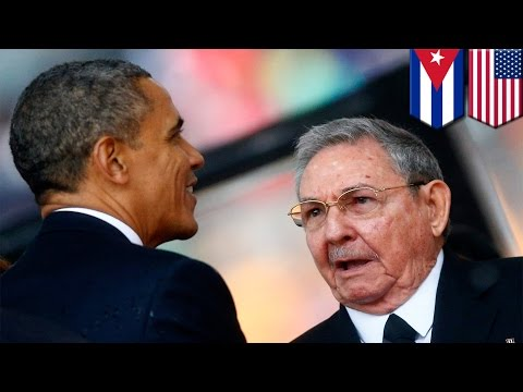 US-Cuba relations: President Obama hopes to lift embargo against Cuba
