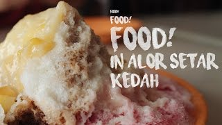 Alor Setar Malaysia  City new picture : Travel Malaysia: Food food FOOD in Alor Setar, Kedah.