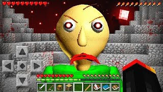 Video I FOUND BALDIS BASICS in MINECRAFT! *EXTREMELY CREEPY* MP3, 3GP, MP4, WEBM, AVI, FLV September 2018