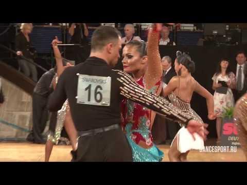 Denis Kikhtenko - Galina Akopian, RUS, 1/4 Jive (видео)