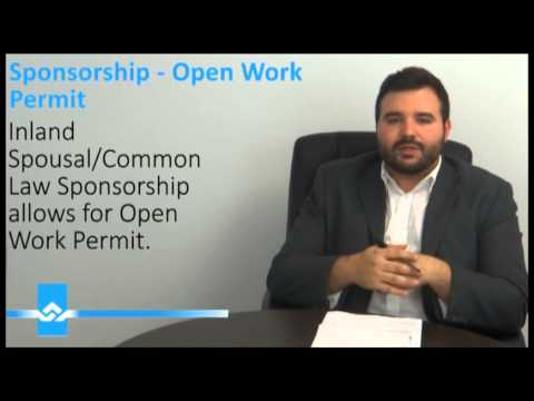 Sponsorship Open Work Permits Video