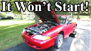 Video How to Start a Car That's Been Sitting for Years MP3, 3GP, MP4, WEBM, AVI, FLV Juni 2019