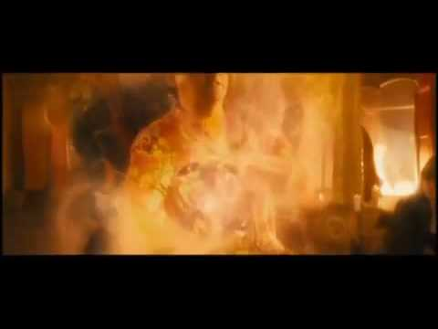 Dragonball Evolution (UK TV Spot 'Roshi')