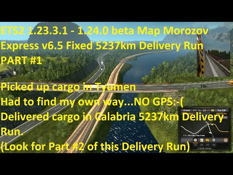 Map Morozov Express v6.5 Fixed