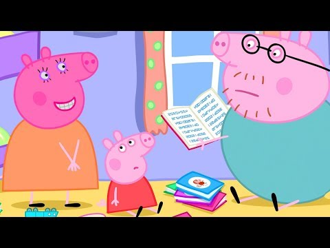 Peppa Pig Official Channel | Peppa Pig's Favourite Book