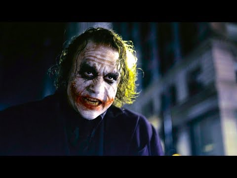 HIT ME! (Batman on Batpod vs Joker) | The Dark Knight [4k, HDR, IMAX]