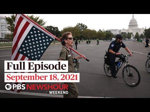 PBS NewsHour Weekend Full Episode September 18, 2021