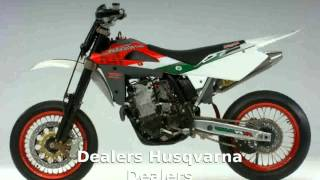 10. 2007 Husqvarna SMR 510R  motorbike Engine Transmission Specification Features Specs