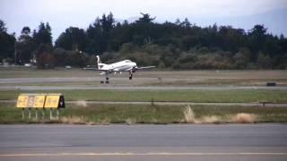 Fairchild Metroliner Take Off