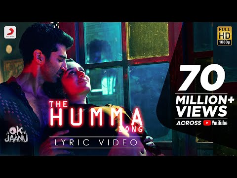 The Humma Song – Lyric Video Shraddha Kapoor Aditya Roy Kapur A R Rahman Badshah Tanishk