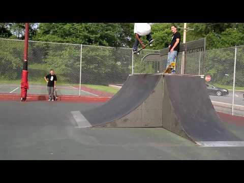 Kyle Nicholson and friends Stonecliff May 2010 HD