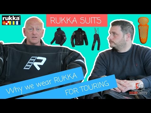 Rukka Armaxis & Armas - Why we wear RUKKA!