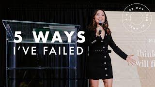 5 Ways I've Failed As An Entrepreneur by Clothes Encounters