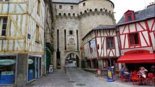 Vannes France  city pictures gallery : Vannes, Morbihan - France (HD1080p)