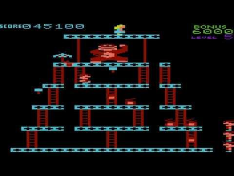 VIC-20 Longplay [005] Donkey Kong