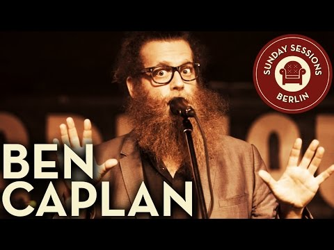 "Ben Caplan ""Seed of Love"" (Live Version) Sunday Sessions Berlin"