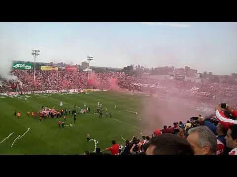 RECIBIMIENTO | San Martin de Tucuman VS Atletico Tucuman | Copa BICENTENARIO 2016 - La Banda del Camion - San Martín de Tucumán
