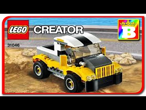Lego Creator 31046 Pickup Truck Model 1 of 3 Speed Build Review  New Brick Builder at Bogdan`s Show