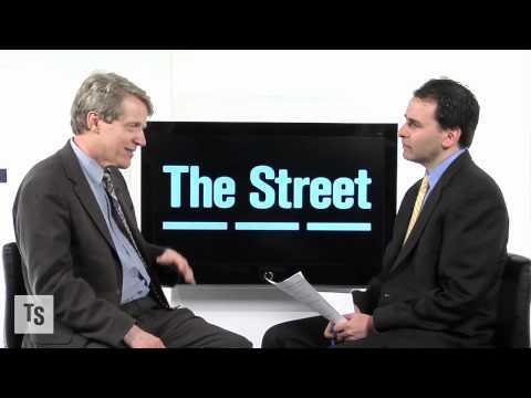 Robert Shiller Talks Housing Bubble, Goldman Sachs