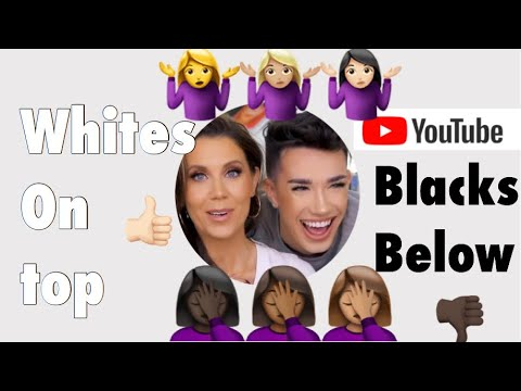 Tati And James Charles & Why Black People Are Never On Top On Youtube