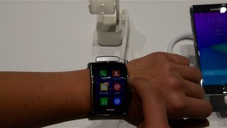 A quick Hands On with the new Samsung Gear S at the Ifa. Subscribe and stay tuned for more IFA 2014 coverage! ~ http://twitter.com/TechWolly ~ Intro: Gemini ...
