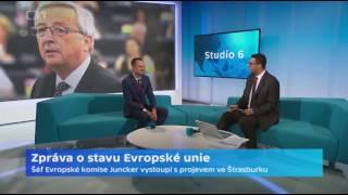 Zpráva o stavu Evropské unie