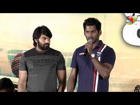 Jeeva Movie will be a game changer for Vishnu : Vishal and Arya | Suseenthiran | Audio Launch