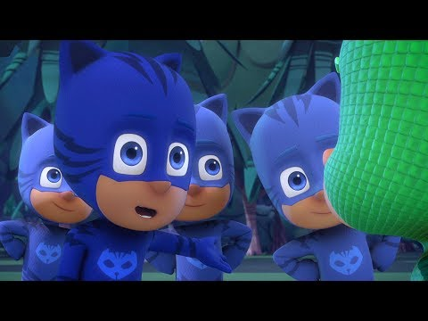 PJ Masks en Español Capitulos Completos - Episodios 105, 106 - Dibujos Animados