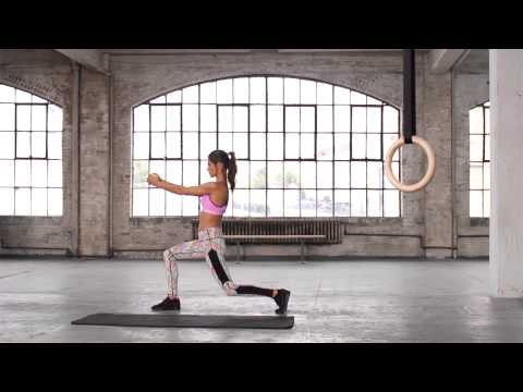 Alessandra - Victoria's Secret Sport invites you to join Victoria's Secret Angel Alessandra Ambrosio and trainer Justin Gelband for this all-new full-body workout. Plus, shop Alessandra's look at...