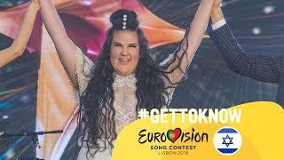 Video ESC 2018: Get to Know.... NETTA BARZILAI from ISRAEL | Eurovision Song Contest 2018 🇮🇱 MP3, 3GP, MP4, WEBM, AVI, FLV Maret 2018