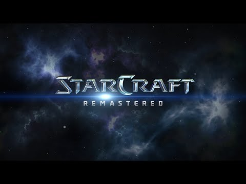 StarCraft Remastered Commercial