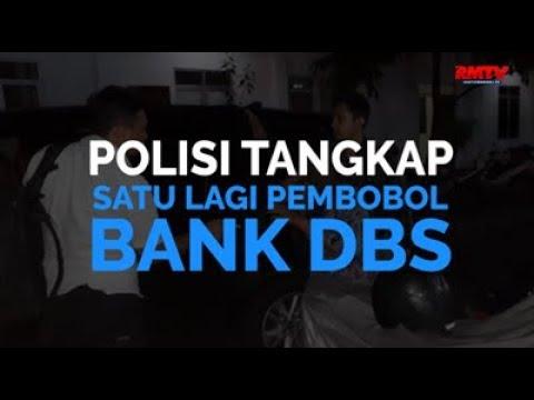 Polisi Tangkap Satu Lagi Pembobol Bank DBS