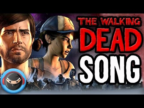 """The Walking Dead Song """"No Rest"""" by Tryhardninja"""