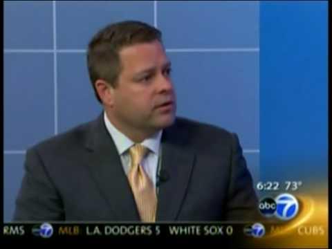Thomas Glasgow discusses Illinois DUI Law & Breathalyzer Requirements on ABC 7 News
