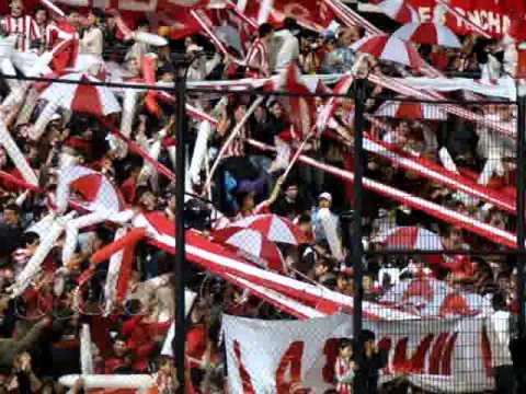 """Estudiantes vs Liga - Recopa 2010 - """"En todas las canchas siempre para adelante."""" - Los Leales - Estudiantes de La Plata - Argentina - América del Sur"""