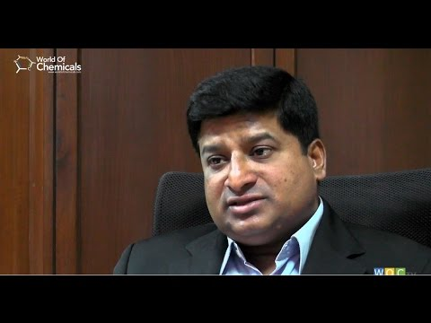 Santosh Nair, CEO, Camson Bio Technologies Ltd. in conversation with Shivani Mody of WOC TV, worldofchemicals.com