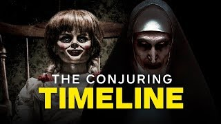 Video The Conjuring Universe Timeline in Chronological Order MP3, 3GP, MP4, WEBM, AVI, FLV Juni 2019